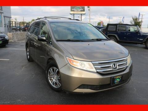 2013 Honda Odyssey for sale at AUTO POINT USED CARS in Rosedale MD