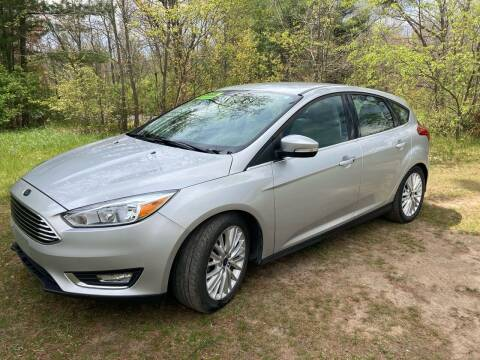 2016 Ford Focus for sale at Expressway Auto Auction in Howard City MI