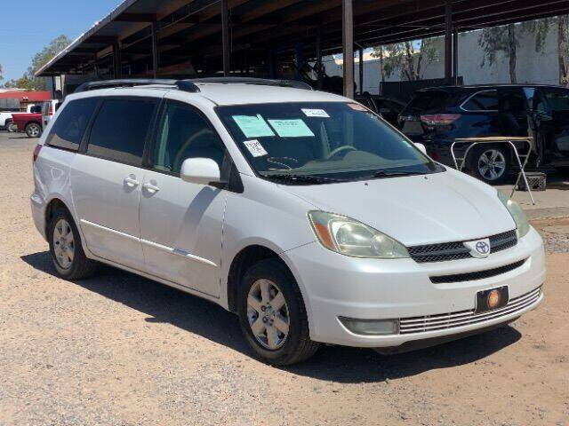 2004 Toyota Sienna for sale at Brown & Brown Wholesale in Mesa AZ