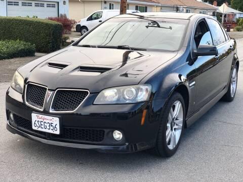 2008 Pontiac G8 for sale at JENIN MOTORS in Hayward CA