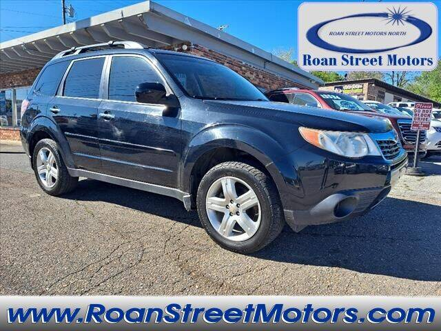2009 Subaru Forester for sale at PARKWAY AUTO SALES OF BRISTOL - Roan Street Motors in Johnson City TN