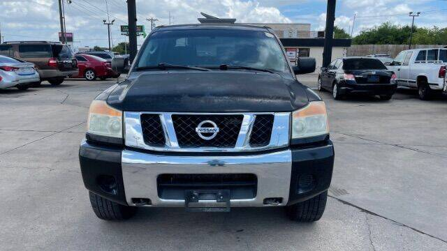 2011 Nissan Titan for sale at Auto Limits in Irving TX