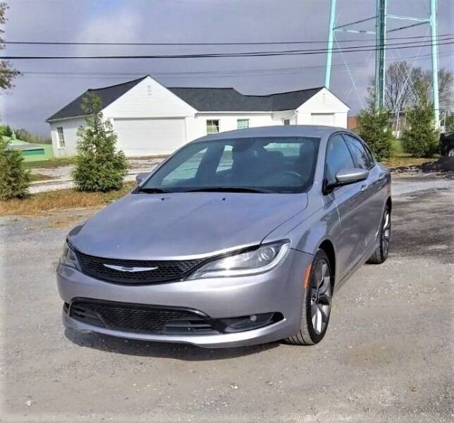 2015 Chrysler 200 for sale at Rob's Tower Motors in Taneytown MD