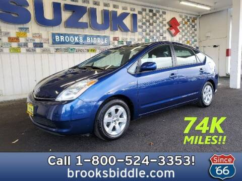 2009 Toyota Prius for sale at BROOKS BIDDLE AUTOMOTIVE in Bothell WA