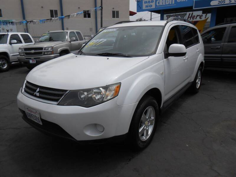 2009 Mitsubishi Outlander for sale at ANYTIME 2BUY AUTO LLC in Oceanside CA