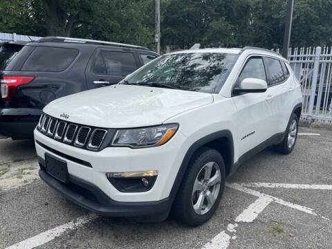 2017 Jeep Compass for sale at SOUTHFIELD QUALITY CARS in Detroit MI