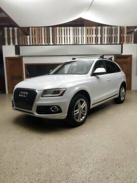 2014 Audi Q5 for sale at EuroMotors LLC in Lee MA