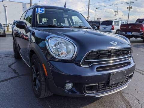 2015 MINI Countryman for sale at GREAT DEALS ON WHEELS in Michigan City IN