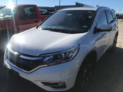 2015 Honda CR-V for sale at BILLY HOWELL FORD LINCOLN in Cumming GA