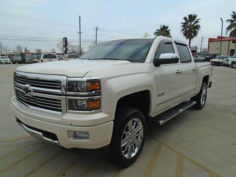 2015 Chevrolet Silverado 1500 for sale at Premier Foreign Domestic Cars in Houston TX