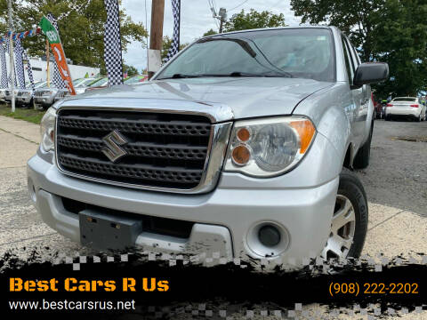 2011 Suzuki Equator for sale at Best Cars R Us in Plainfield NJ