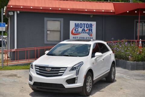2018 Cadillac XT5 for sale at Motor Car Concepts II - Kirkman Location in Orlando FL