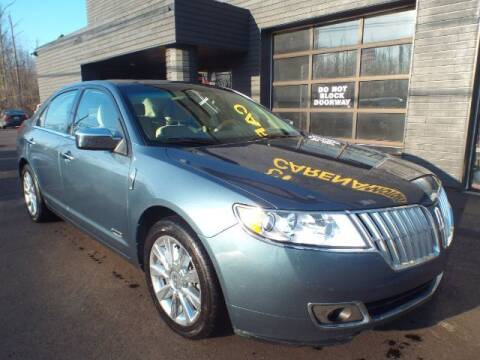 2012 Lincoln MKZ Hybrid for sale at Carena Motors in Twinsburg OH