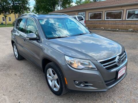 2010 Volkswagen Tiguan for sale at Truck City Inc in Des Moines IA