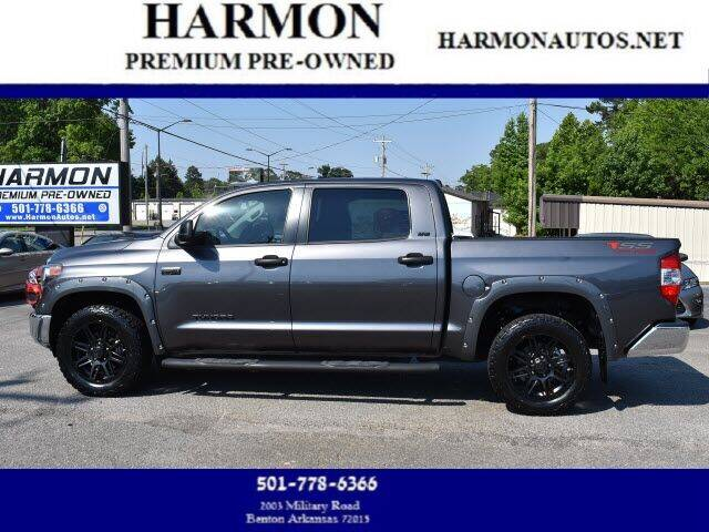 2018 Toyota Tundra for sale at Harmon Premium Pre-Owned in Benton AR