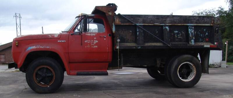 1975 Dodge DUMPTRUCK for sale at Taylor Car Connection in Sedalia MO