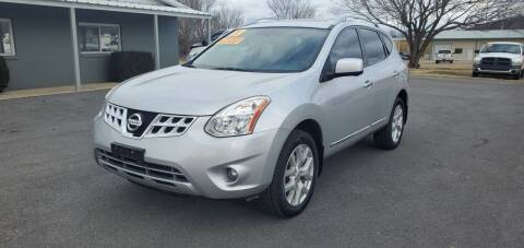2013 Nissan Rogue for sale at Jacks Auto Sales in Mountain Home AR
