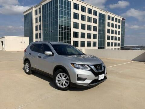 2017 Nissan Rogue for sale at SIGNATURE Sales & Consignment in Austin TX