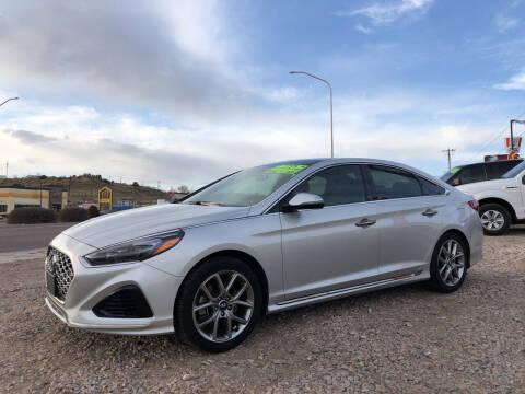 2019 Hyundai Sonata for sale at 1st Quality Motors LLC in Gallup NM