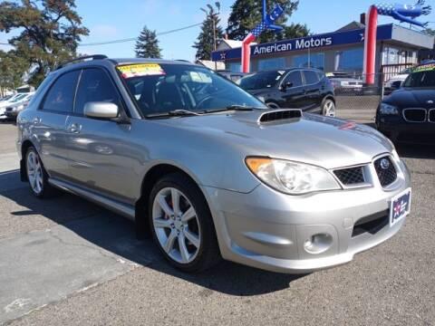 2006 Subaru Impreza for sale at All American Motors in Tacoma WA