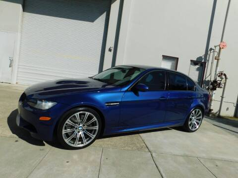 2011 BMW M3 for sale at Conti Auto Sales Inc in Burlingame CA