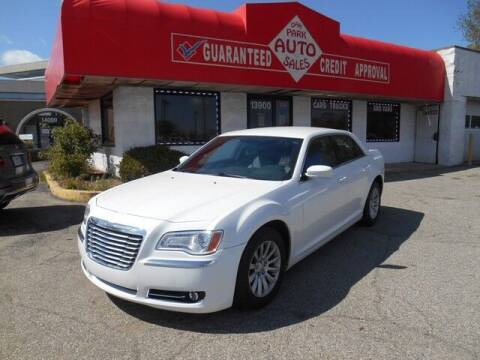 2014 Chrysler 300 for sale at Oak Park Auto Sales in Oak Park MI