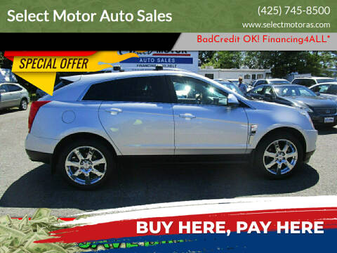 2011 Cadillac SRX for sale at Select Motor Auto Sales in Lynnwood WA