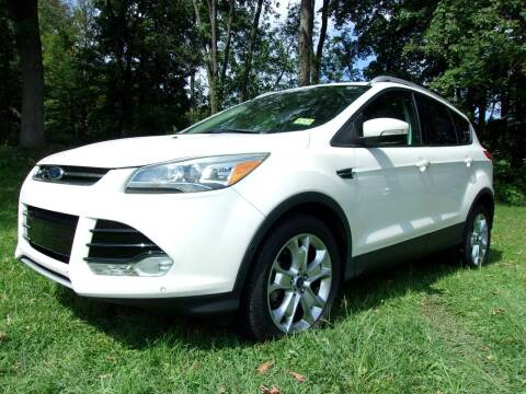2014 Ford Escape for sale at Sussex County Auto Exchange in Wantage NJ
