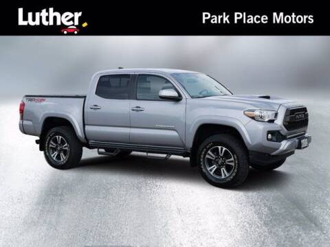 2016 Toyota Tacoma for sale at Park Place Motor Cars in Rochester MN
