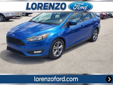 2018 Ford Focus for sale at Lorenzo Ford in Homestead FL