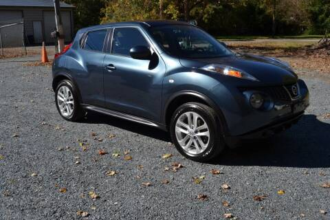 2014 Nissan JUKE for sale at Victory Auto Sales in Randleman NC