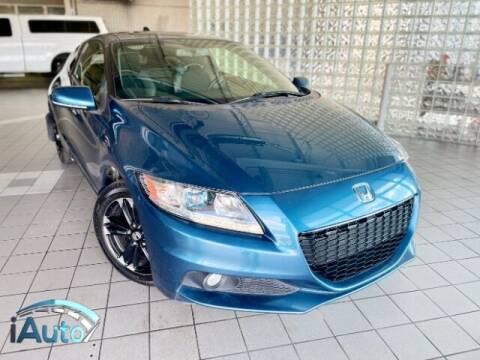 2015 Honda CR-Z for sale at iAuto in Cincinnati OH
