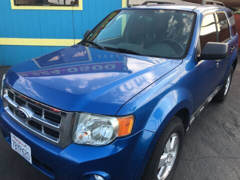 2012 Ford Escape for sale at CARZ in San Diego CA