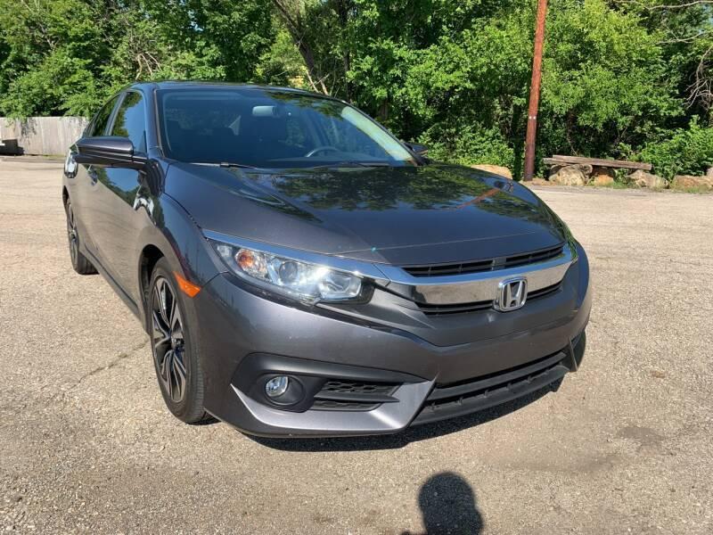 2018 Honda Civic for sale at Ol Mac Motors in Topeka KS