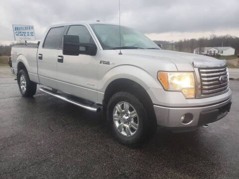 2011 Ford F-150 for sale at Hatcher's Auto Sales, LLC in Campbellsville KY