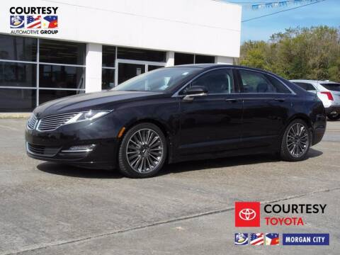2013 Lincoln MKZ for sale at Courtesy Toyota & Ford in Morgan City LA
