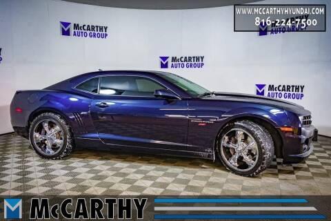 2013 Chevrolet Camaro for sale at Mr. KC Cars - McCarthy Hyundai in Blue Springs MO