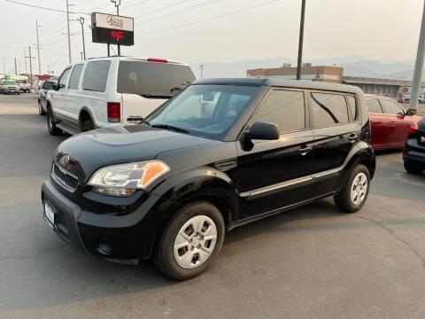 2011 Kia Soul for sale at Auto Image Auto Sales in Pocatello ID