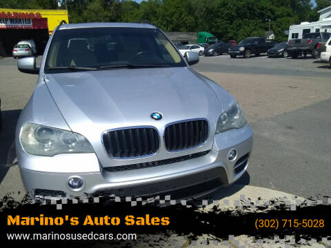 2012 BMW X5 for sale at Marino's Auto Sales in Laurel DE