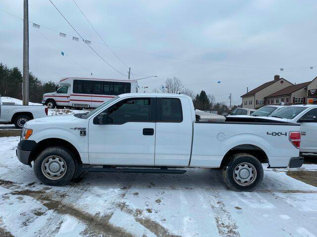2012 Ford F-150 for sale at Upstate Auto Sales Inc. in Pittstown NY