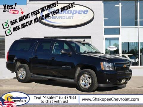 2011 Chevrolet Suburban for sale at SHAKOPEE CHEVROLET in Shakopee MN