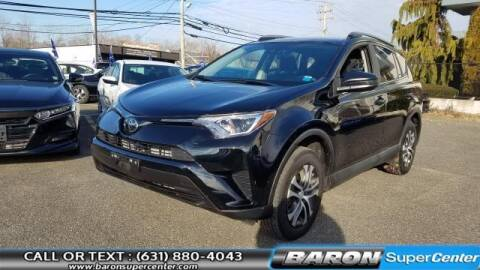 2018 Toyota RAV4 for sale at Baron Super Center in Patchogue NY