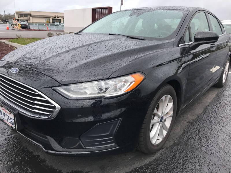 2019 Ford Fusion for sale at AutoDistributors Inc in Fulton CA