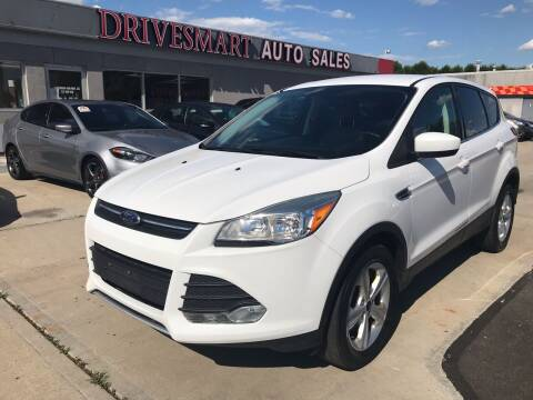 2016 Ford Escape for sale at DriveSmart Auto Sales in West Chester OH