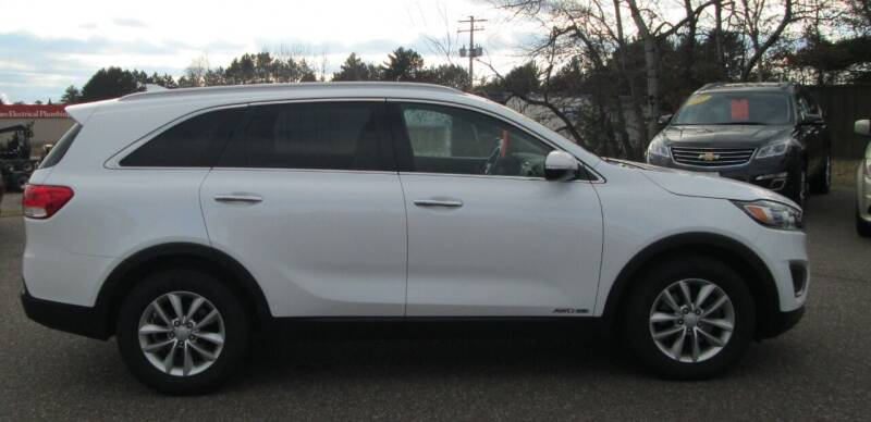 2016 Kia Sorento for sale at The AUTOHAUS LLC in Tomahawk WI