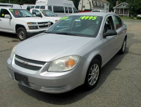 2007 Chevrolet Cobalt for sale at Auto Towne in Abington MA