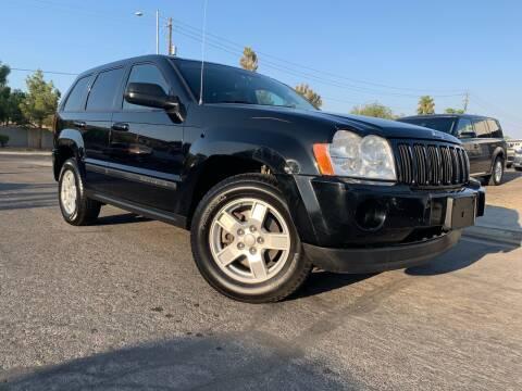 2007 Jeep Grand Cherokee for sale at Boktor Motors in Las Vegas NV