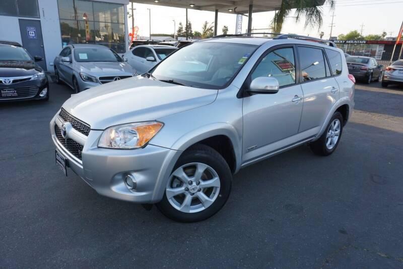 2011 Toyota RAV4 for sale at Industry Motors in Sacramento CA
