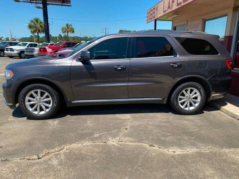 2014 Dodge Durango for sale at Bobby Lafleur Auto Sales in Lake Charles LA