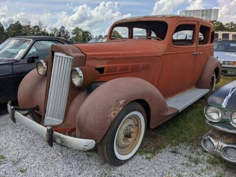 1937 Packard 115 for sale at Classic Cars of South Carolina in Gray Court SC